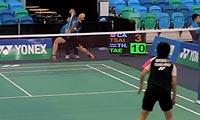 沙西丽VS克里斯汀 2013加拿大公开赛 女单1/16决赛视频