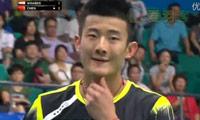 谌龙VS瓦拉贝尔 2013世锦赛 男单资格赛视频
