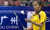 因达农VS辛德胡 2013羽毛球世锦赛 女单半决赛视频