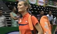 戴资颖VS鲍恩 2013印度羽毛球联赛 女单资格赛视频