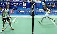 【林李大战】2013世锦赛男单决赛 十二个精彩球