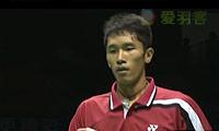 田厚威VS陈金 2013全运会羽毛球男团决赛 男单视频