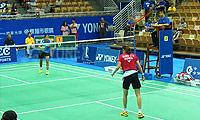 成池铉VS蓬迪 2013台北公开赛 女单1/4决赛视频