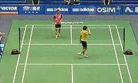 孙完虎VS坦农萨克 2013中国大师赛 男单1/8决赛明仕亚洲官网