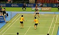 佩蒂森/尤尔VS区冬妮/唐渊渟 2013日本公开赛 女双1/4决赛视频