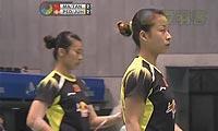 马晋/汤金华VS佩蒂森/尤尔 2013日本公开赛 女双决赛视频