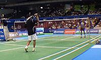 陶菲克VS小野寺雅之 2013日本公开赛 男单表演赛视频