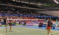 徐晨/马晋VS尼尔森/佩蒂森(自拍第一局) 2013日本公开赛 混双半决赛视频