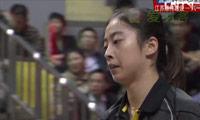 王适娴VS秦金晶 2013中国羽超联赛 女单资格赛视频