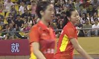 汤金华/于小含VS李雪芮/冯晨 2013中国羽超联赛 女双资格赛视频