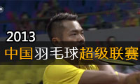 2013年中国羽毛球超级联赛