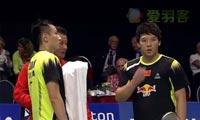 瓦赫尤那亚卡/尤苏夫VS李根/张楠 2013荷兰公开赛 男双半决赛视频