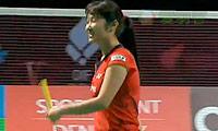 广濑荣理子VS辛德胡 2013丹麦公开赛 女单1/16决赛视频
