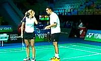 爱德考克/怀特VS乔丹/玛丽莎 2013丹麦公开赛 混双1/16决赛视频