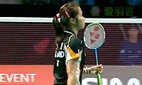 因达农VS陈洁英 2013丹麦公开赛 女单1/16决赛明仕亚洲官网