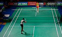 孙瑜VS克森尼亚 2013丹麦公开赛 女单1/16决赛明仕亚洲官网