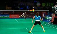 成池铉VS内维尔 2013丹麦公开赛 女单1/4决赛明仕亚洲官网