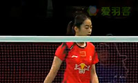 成池铉VS王适娴 2013丹麦公开赛 女单半决赛明仕亚洲官网