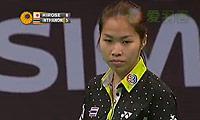 因达农VS广濑荣理子 2013丹麦公开赛 女单1/4决赛视频
