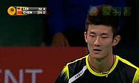 谌龙VS李宗伟 2013丹麦公开赛 男单决赛视频