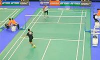 苏吉亚托VS欧斯夫 2013法国公开赛 男单1/16决赛明仕亚洲官网