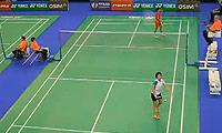 蓬迪VS陈祉嘉 2013法国公开赛 女单1/8决赛明仕亚洲官网