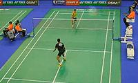 苏吉亚托VS陈跃坤 2013法国公开赛 男单1/8决赛明仕亚洲官网
