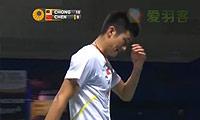 谌龙VS张维峰 2013中国公开赛 男单半决赛视频