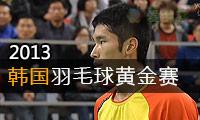 2013年韩国羽毛球黄金赛