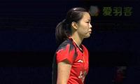 李雪芮VS韩利 2013中国公开赛 女单半决赛视频