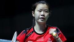 中国赛半决赛:国羽锁定3冠 混双男双无缘决赛