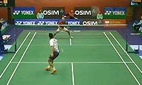 维汀哈斯VS陈跃坤 2013香港公开赛 男单1/16决赛视频
