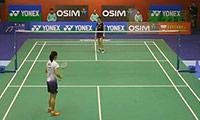 王适娴VS三谷美菜津 2013香港公开赛 女单半决赛视频