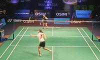 三谷美菜津VS内维尔 2013世界羽联总决赛 女单资格赛视频