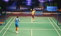 戴资颖VS蓬迪 2013世界羽联总决赛 女单资格赛明仕亚洲官网