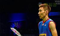 李宗伟VS约根森 2013世界羽联总决赛 男单资格赛视频