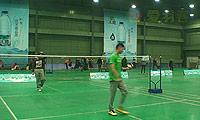罗奥林VS汪歆 2013可口可乐杯团体赛 男单资格赛明仕亚洲官网