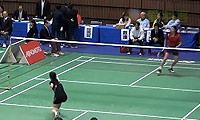 奥原希望VS奥幸那 2013日本全国锦标赛 女单资格赛明仕亚洲官网