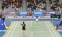 因达农VS索敌 2014韩国公开赛 女单1/16决赛明仕亚洲官网