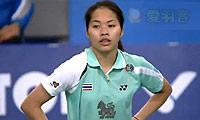 因达农VS成池铉 2014韩国公开赛 女单半决赛明仕亚洲官网
