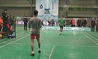 罗奥林VS付迪雄 2013可口可乐杯团体赛 男单半决赛明仕亚洲官网