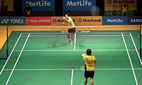 戴资颖VS叶姵延 2014马来公开赛 女单1/16决赛视频