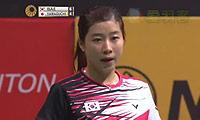 裴延姝VS山口茜 2014马来公开赛 女单1/4决赛视频