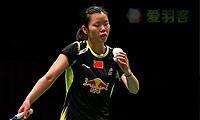 李雪芮VS王适娴 2014马来公开赛 女单决赛视频