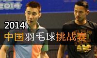 2014年中国国际羽毛球挑战赛