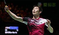 孙完虎VS狄奥尼修斯 2014全英公开赛 男单1/8决赛明仕亚洲官网