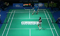 孙瑜VS索拉亚 2014瑞士公开赛 女单1/16决赛视频