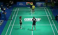 赫特里克/尼尔特VS古塔/蓬纳帕 2014瑞士公开赛 女双1/16决赛视频