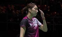 王仪涵VS成池铉 2014瑞士公开赛 女单半决赛视频