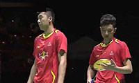 柴飚/洪炜VS鲍伊/摩根森 2014瑞士公开赛 男双半决赛视频